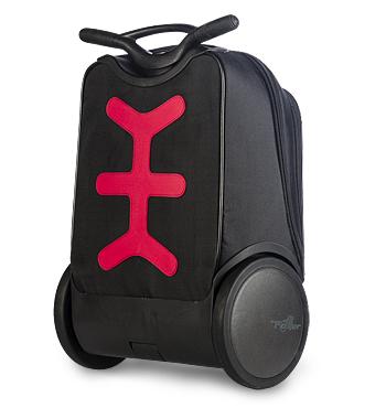 Рюкзак на колесиках Roller Nikidom White Fire XL арт. 9319 (27 литров), - фото 2