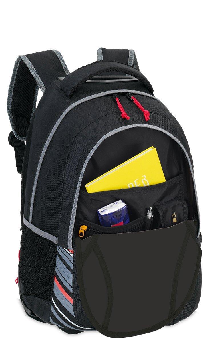 Универсальный школьный рюкзак на колесах Веstway арт. 40028 цвет 0135, - фото 5