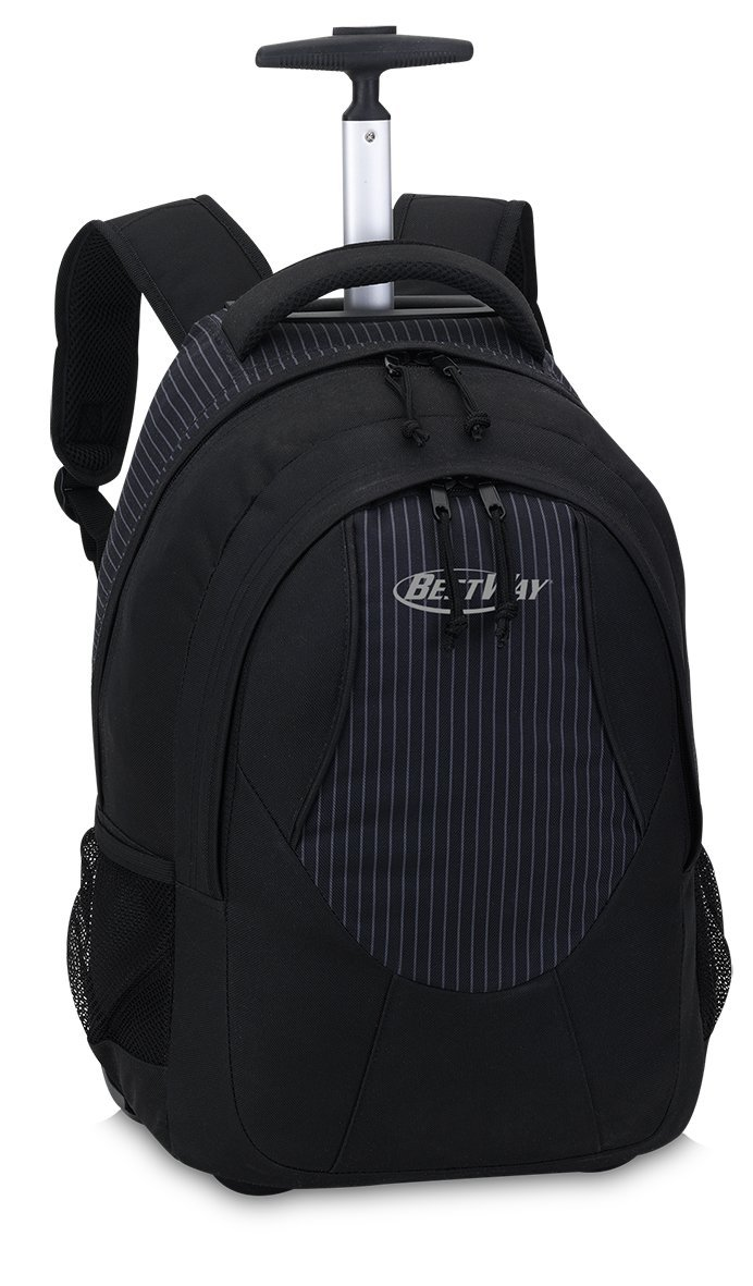 Универсальный школьный рюкзак на колесах Веstway арт. 40028 цвет 0135, - фото 1