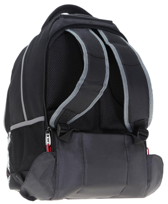 Универсальный школьный рюкзак на колесах Веstway арт. 40028 цвет 0135, - фото 4