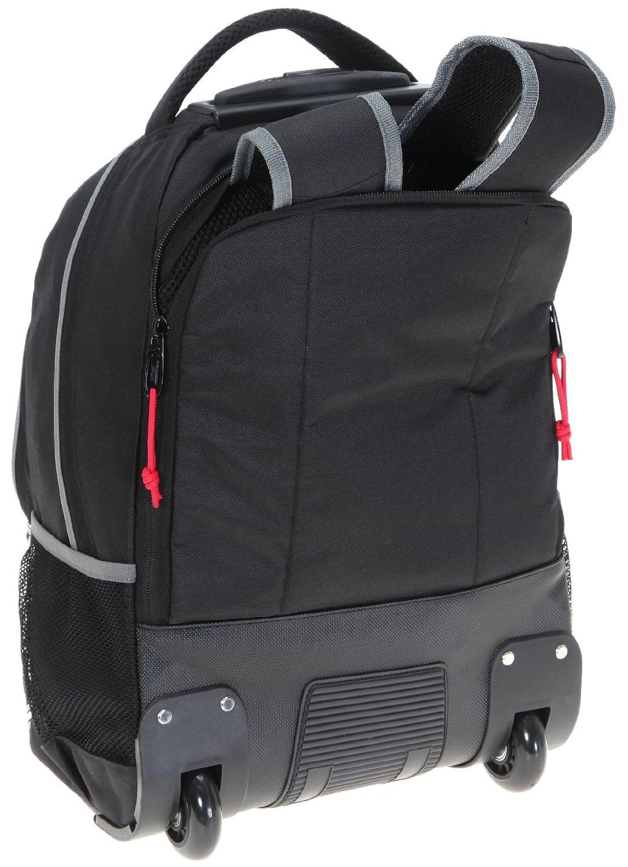 Универсальный школьный рюкзак на колесах Веstway арт. 40028 цвет 0135, - фото 3