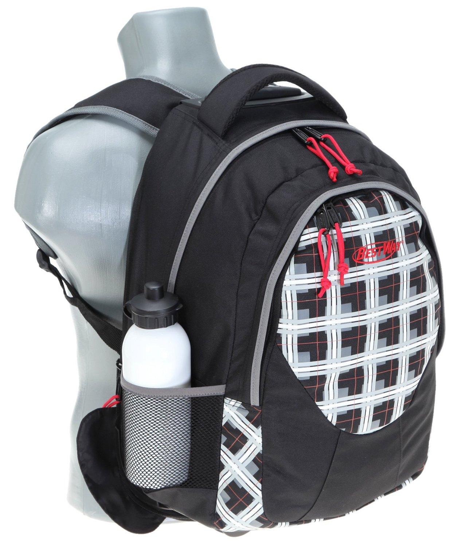 Универсальный школьный рюкзак на колесах Веstway арт. 40028 цвет 0135, - фото 7