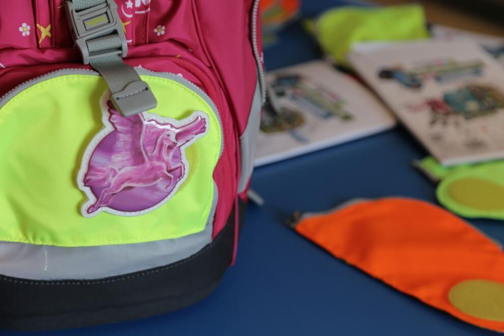 Рюкзак Ergobag LumBearjack с наполнением + светоотражатели в подарок, - фото 21