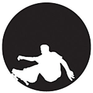 Наклейки стикеры на колеса Nikidom Испания Дикий Логотип