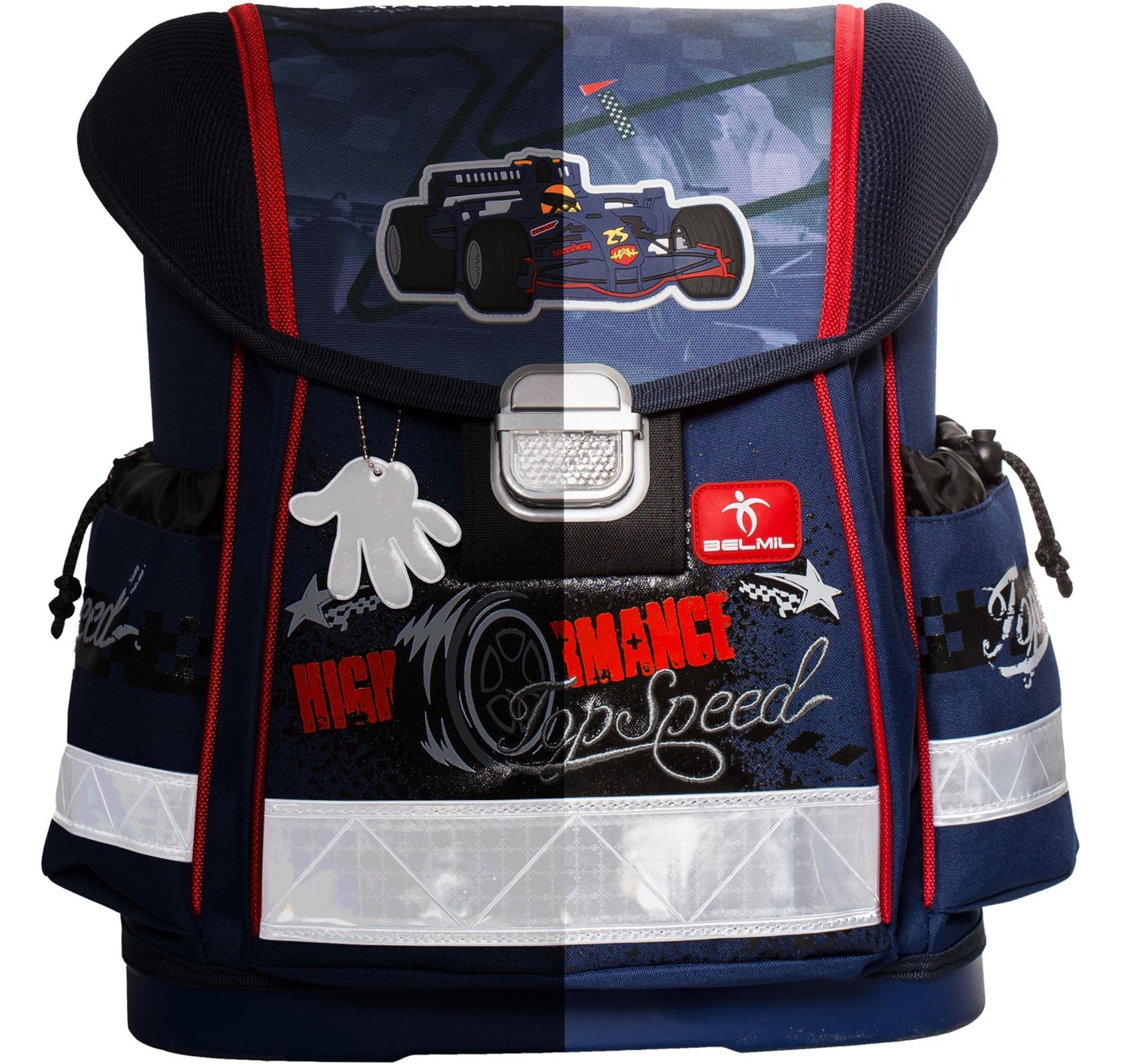 Ранец Belmil 403-13 ROYAL FOOTBALL + мешок, - фото 8