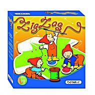 Развивающая игра деревянная Beleduc Зиг Заг
