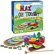 Развивающая игра деревянная Beleduc Путешествие Макса