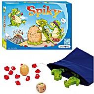 Развивающая игра деревянная Beleduc Спайки