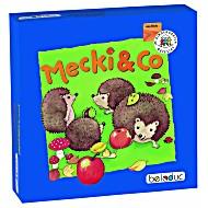 Развивающая игра деревянная Beleduc Ежики
