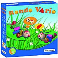 Развивающая игра деревянная Beleduc Рондо Варио