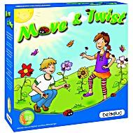 Развивающая игра деревянная Beleduc Мув энд Твист
