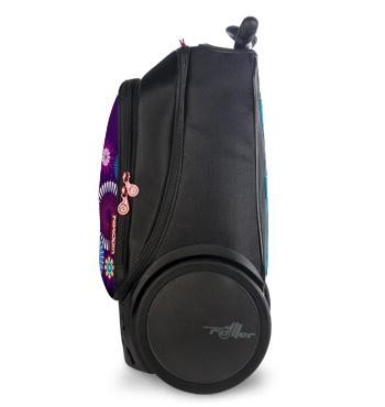 Рюкзак на колесах Aloha Nikidom Испания арт. 9001 (19 литров), - фото 9