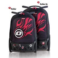 Рюкзак на колесах Aloha Nikidom Испания арт. 9001 (19 литров), - фото 19
