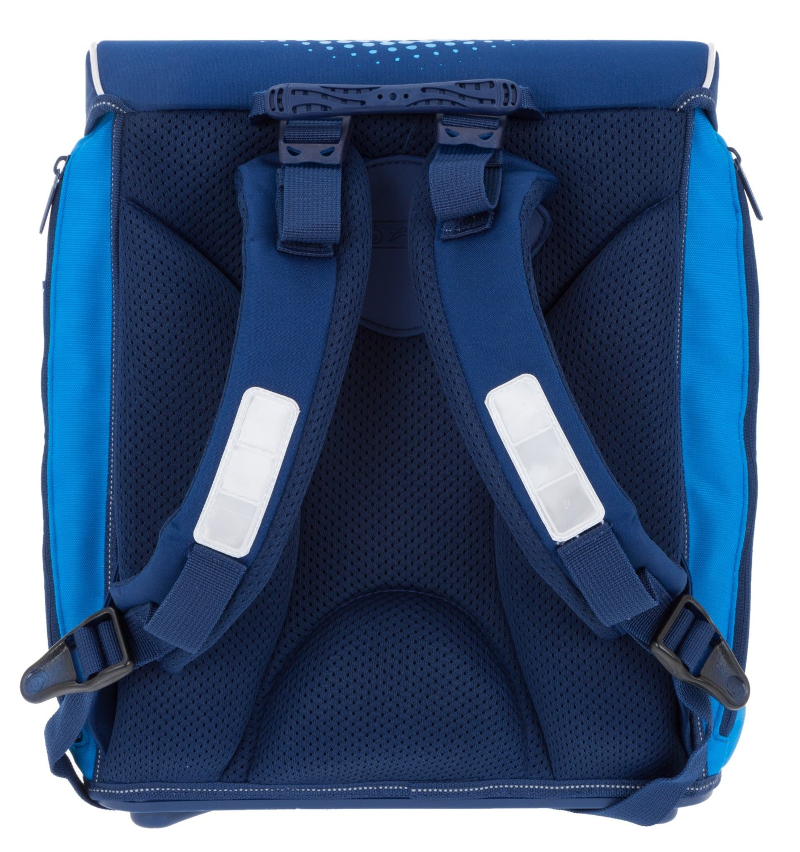 Школьный ранец Herlitz Sporti Plus Spaceshuttle с наполнением 4 предмета, - фото 7