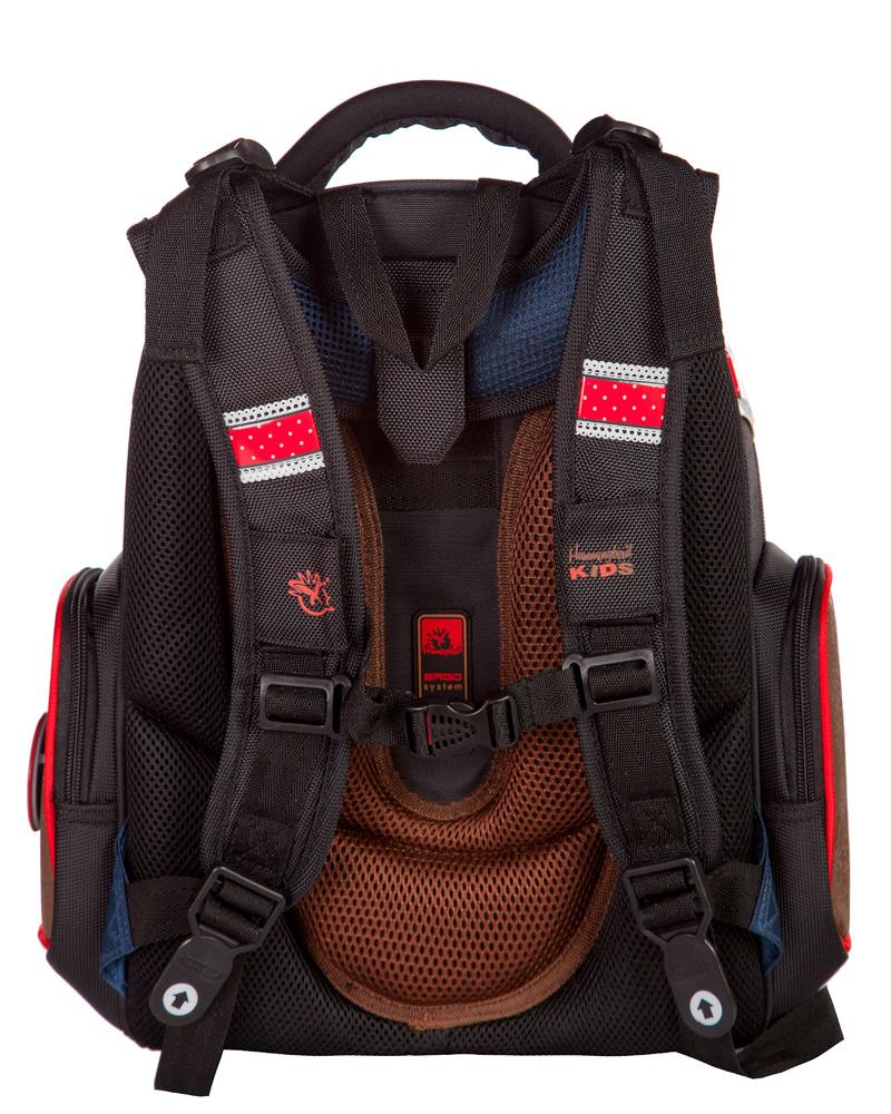 Рюкзаки для девочек Hummingbird TK32 Мишка с мешком для обуви, - фото 3