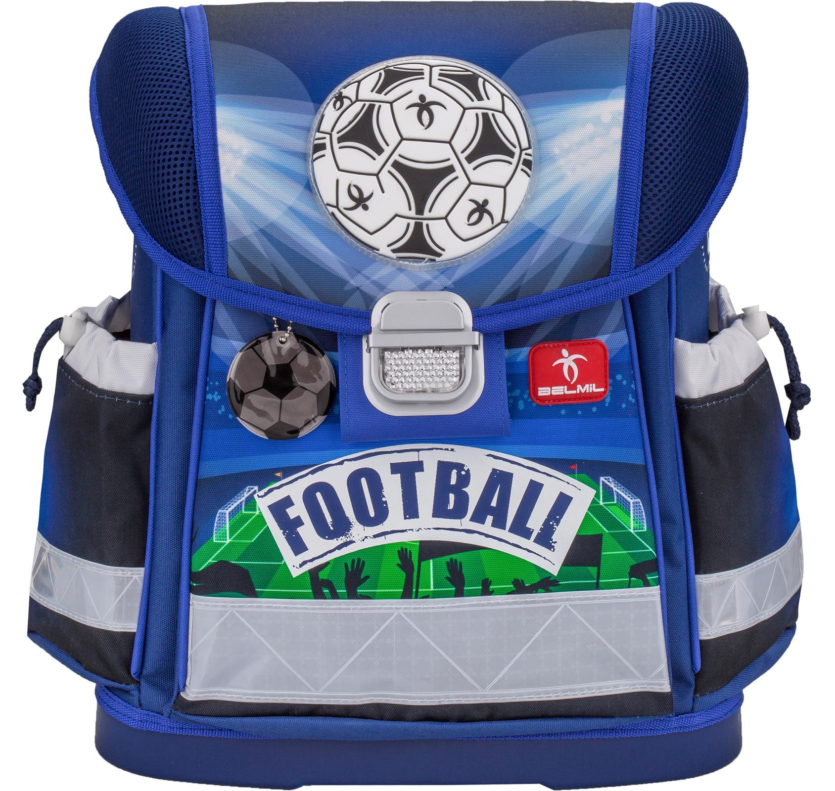Ранец Belmil 403-13 ROYAL FOOTBALL + мешок, - фото 2