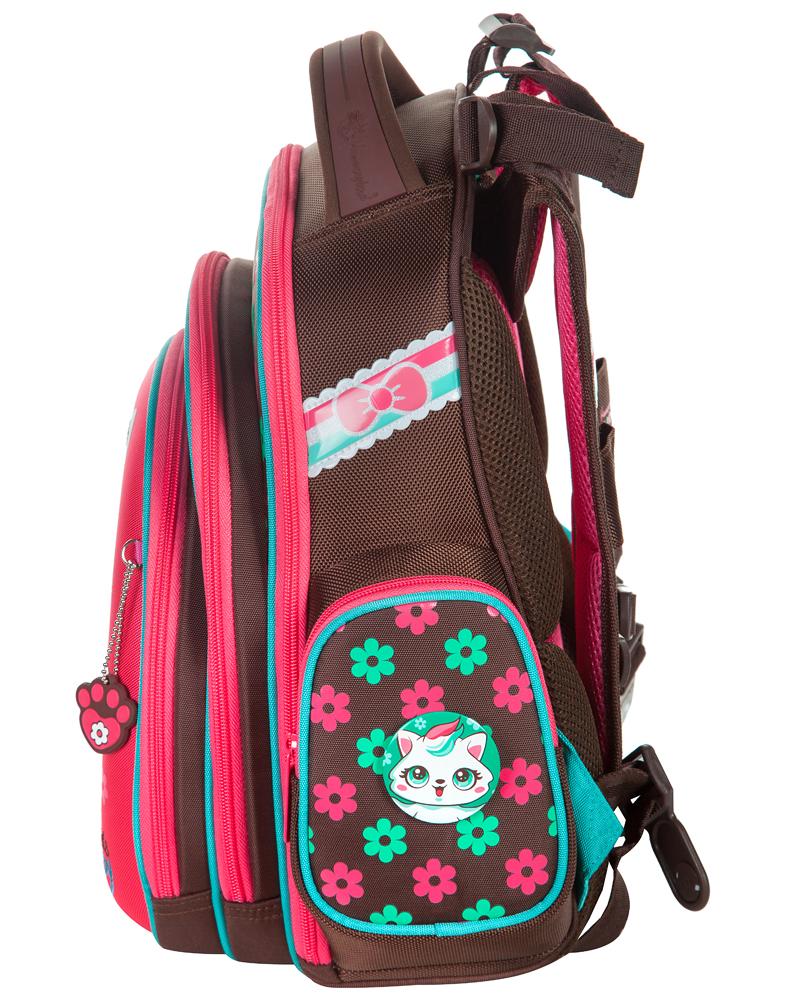 Школьный рюкзак Hummingbird TK51 официальный с мешком для обуви, - фото 2