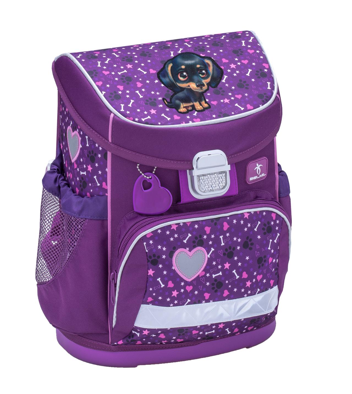Школьные рюкзаки Belmil 405-33 Собачка I Love Puppies, - фото 1