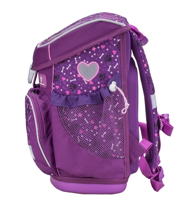 Школьные рюкзаки Belmil 405-33 Собачка I Love Puppies, - фото 3