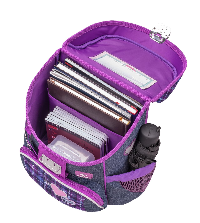 Школьные рюкзаки Belmil 405-33 Собачка I Love Puppies, - фото 5