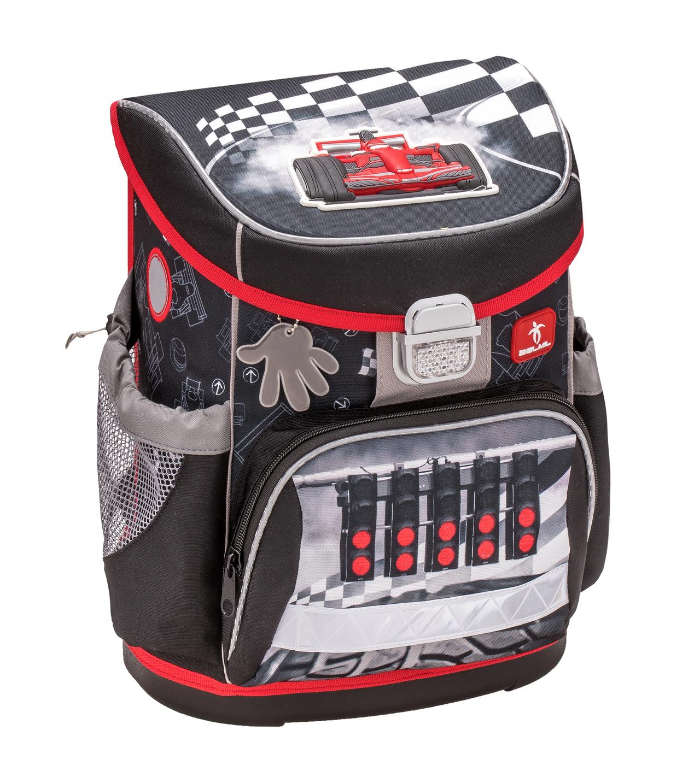 Школьные рюкзаки Belmil 405-33 Скорость Speed Racing, - фото 1