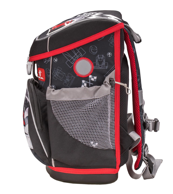 Школьные рюкзаки Belmil 405-33 Скорость Speed Racing, - фото 4
