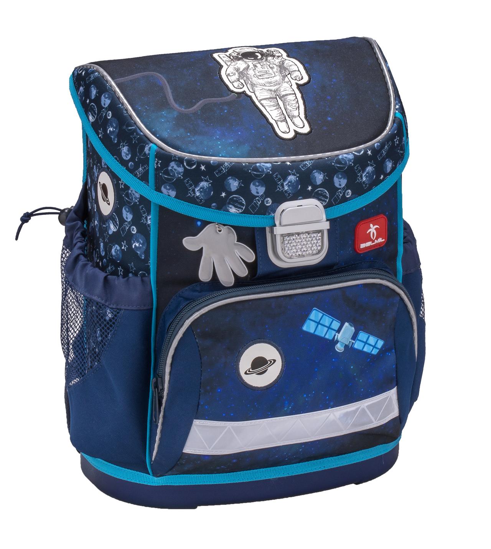 Школьные рюкзаки Belmil 405-33 Космонавт Without Gravity, - фото 2