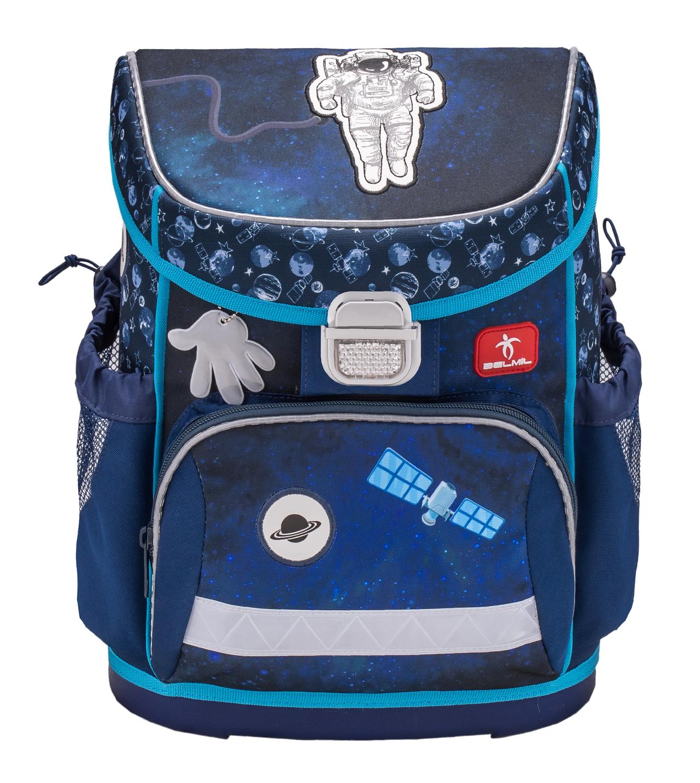 Школьные рюкзаки Belmil 405-33 Космонавт Without Gravity, - фото 3